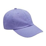 6-Panel Low-Profile True Color Twill Cap