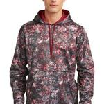 Sport Wick ® Mineral Freeze Fleece Hooded Pullover