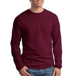 Beefy T ® 100% Cotton Long Sleeve T Shirt