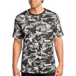 ™ Mens Perfect Weight ® Camo Crew Tee