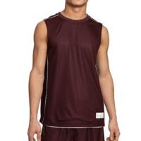 PosiCharge™ Mesh Reversible Sleeveless Tee Thumbnail