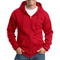 Classic Full Zip Hooded Sweatshirt Thumbnail