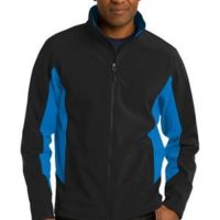 Core Colorblock Soft Shell Jacket Thumbnail