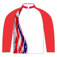 Stars & Stripes Pro Fishing Jersey Thumbnail