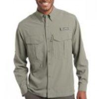 Eddie Bauer - Long Sleeve Performance Fishing Shirt Thumbnail