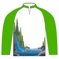 Outdoors Youth Fishing Jersey Thumbnail